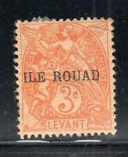 FRANCE EUROPE OVERPRINT ROUAD LEVANT  STAMP  MINT HINGED    LOT 22699