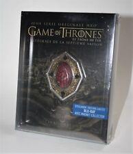 OVP / OoP / Game of Thrones / Staffel 7 / Ltd. Blu Ray Steelbook / Deutscher Ton