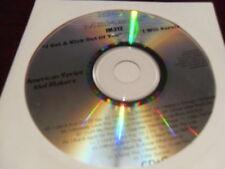 IDOL MAKERS KARAOKE IM012 I GET A KICK OUT OF YOU THRU I WANT YOU I NEED CD+G
