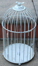 Bird Cage Iron Candle Holders & Accessories