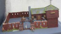 2054 Fort Henry zu 7 cm Sammelfiguren, Fertigmodell in Composite Mischbauweise,