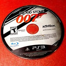 James Bond 007: Blood Stone  (Playstation 3, 2010) Disc Only # 5282