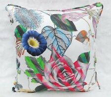 Designers Guild Fabric Cushion Cover 'MALMAISON' Opiat - 100% Cotton - 18""