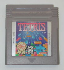 Nintendo Gameboy Tetris Cartridge only Game Boy  R6786
