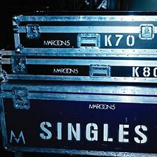 MAROON 5 (Maroon Five) - SINGLES SHE WILL BE LOVED MOVES LIKE JAGGER