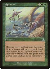 Splinter Urza's Destiny NM-M Green Uncommon MAGIC THE GATHERING CARD ABUGames