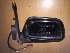 NISSAN ALMERA N15 UK DRIVER / RIGHT HAND ELECTRIC WING MIRROR 1998