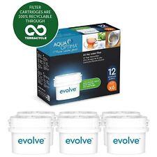 6 aqua optima evolve 60-jour de l'eau carafe recharge filtre compatible avec bri...
