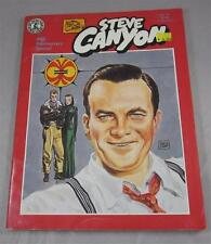 Milton Caniff Steve Canyon Magazine #19 00003E6A  Dec 1987 40Th Anniversary Special