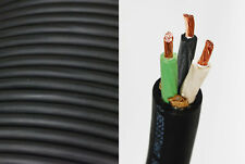 8/3 SOOW SO Cord 25 ft HD USA Portable Outdoor Indoor 600 V Flexible Wire cable