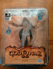 God of War 3 Zeus DC Direct figure series 1