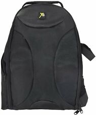 Xit XTBP Deluxe Digital Camera/Video Padded Backpack (Black)