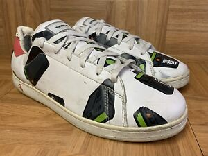 Vintage🔥 Reebok Ice Cream Beeper Pager Flavor Pharell BBC Club Sz 11.5 Men's LE