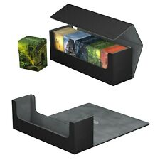 More details for ultimate guard arkhive deck box case holds 4+ boxes deck storage magnetic seal!