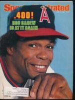 Sports Illustrated Magazine June 13, 1983 - Rod Carew  California Angels B1