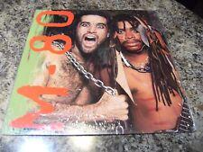 RARE M-80 SIGILLATO 1980s Rock,METAL ORIGINALE 33 GIRI LP Nikki Buzz & COSTA
