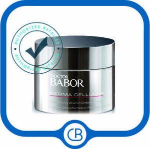 Babor  Detoxifying Vitamin Cream 50ml/1.7oz SEALED FRESH