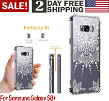 For Samsung Galaxy S8  Plus Case Luxury Hybrid Slim Hard  Drop Protective Cover