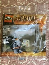 LEGO HOBBIT LORD OF THE RINGS GANDALF MINI-FIGURE SET