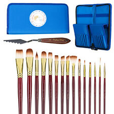 Paint Brushes For Acrylic, Watercolor & Oil Paint, Special Effect Painting Knife