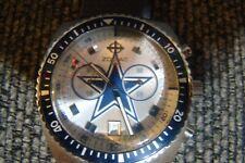 zodiac watch  sea dragon watch dallas cowboys new battery