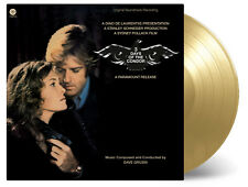 DAVE GRUSIN 3 Days Of The Condor SOUNDTRACK LP GOLD vinyl 2018 NEW/SEALED  three
