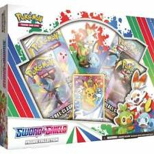 More details for pokemon tcg: sword and shield figure collection rare swsh020 - brand new sealed