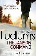 Robert Ludlum's The Janson Command by Robert Ludlum, Paul Garrison (Paperback, 2013)