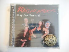LOS MACHUCAMBOS : MUY SENTIMENTAL [ CD ALBUM NEUF ] - PORT GRATUIT