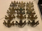 """Set of 18  2.5"""" Center Chippendale Drawer Pulls Antique Reproduction"""