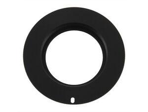 M42 Lens to Nikon Body Flanged Adapter Mount for NIKON SLR DSLR - UK SELLER