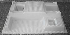LEGO® 3D Bauplatte grau aus Set 7237 Polizeistation