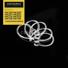 6 ear Hook loops For Motorola Hk100 Hk2Oo Hk201 Hk202 Hk210 Hk250 Hk700 Hk100 Cl