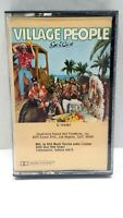 The Village People Go West Vintage 1979 Cassette Tape In The Navy WORKS CC