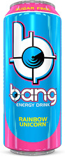 Bang VPX Energy RTD x 12, Rainbow Unicorn, 500ml