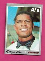 1970 TOPPS # 434 EXPOS FELIPE ALOU  NRMT-MT CARD (INV# C2595)