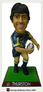 2009 Select NRL Superstar Sculpture Johnathan Thurston (Cowboys)
