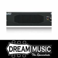 Behringer Europower EP4000 Stereo Power Amplifier
