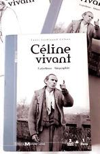 CELINE VIVANT - Louis Ferdinand CELINE - Mini coffret Documentaire