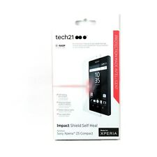 TECH21 IMPACT SHIELD SELF HEALING SCREEN PROTECTOR FOR SONY XPERIA Z5 COMPACT