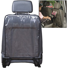 Black Auto Car Seat Protector Cover for Child Baby Kick Mat Protect