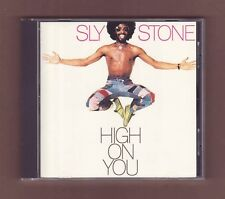(CD) SLY STONE - High On You / Japan Import / ESCA 7581