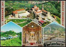 AD1558 Genova - Provincia - Santuario La Madonna della Guardia - Vedute