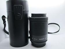 Tamron AF 80-210mm lense FX Nikon D70,80,90,200,300,600,700,750,800,810 ,7000