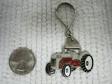 Vintage Ford Tractor HMC Key Chain Metal Enamel-FAST SHIPPING!!