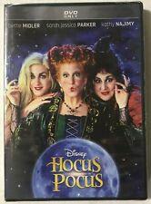 Hocus Pocus (DVD) New Sealed 📀🆕