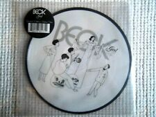 """BECK - """" GIRL """" VINYL SINGLE 7"""" LIMITED EDITION PICTURE DISC UK 2005 NEAR MINT"""