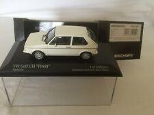 Minichamp 1.43 Scale Volkswagen Golf GTi Pirelli Year 1983