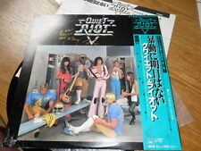 QUIET RIOT II LP SIGNED RUDY SARZO KEVIN DUBROW RANDY RHOADS PRE OZZY
