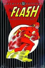 The Flash DC Archives Direct Edition Vol 1 Hard Cover HC Book Factory Sealed New